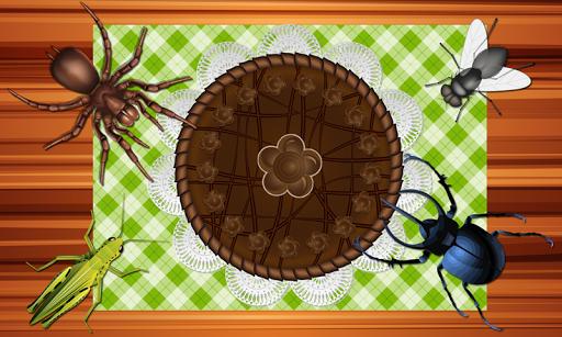ケーキの防衛