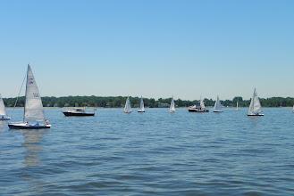 Photo: Sailing School at Annapolis