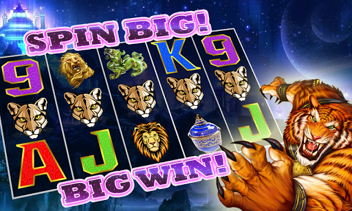 Slots Tiger: Wild Jungle Run