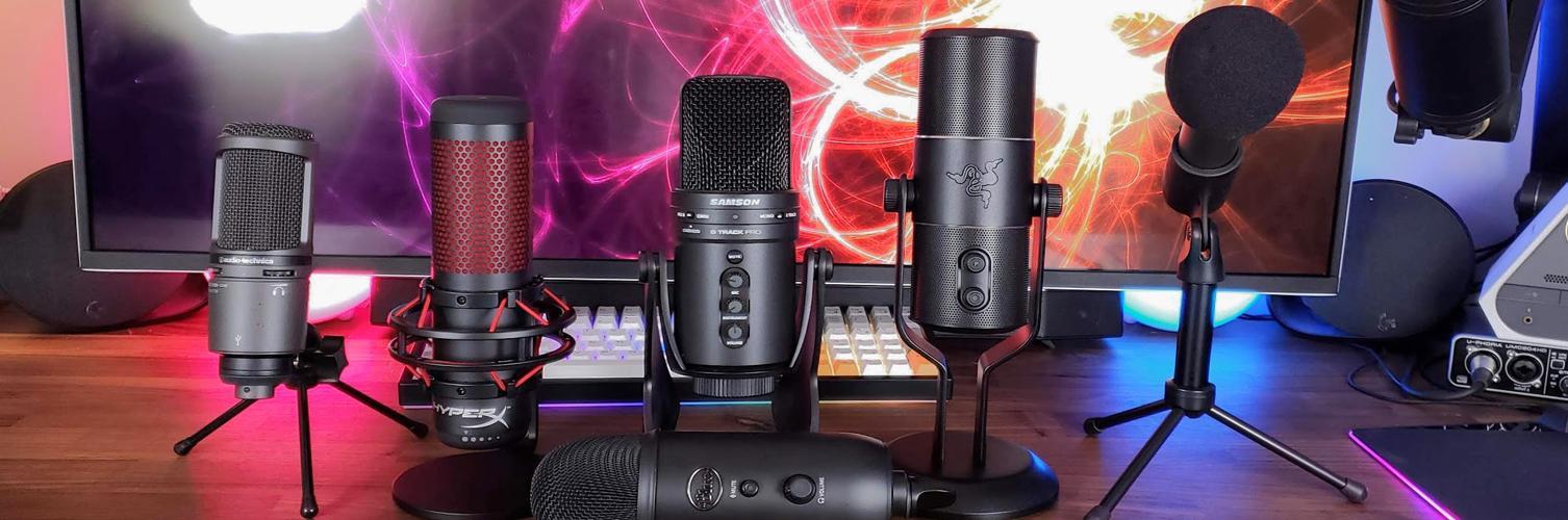 Топ-9 лучших микрофонов для стрима 2020 года