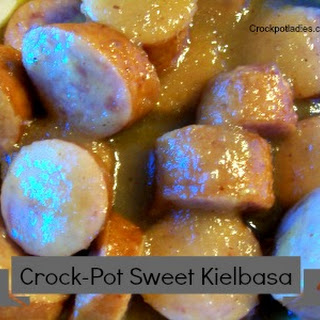 Crock-Pot Sweet Kielbasa