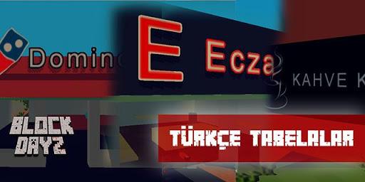 BlockDayZ : Unturned Türkçe