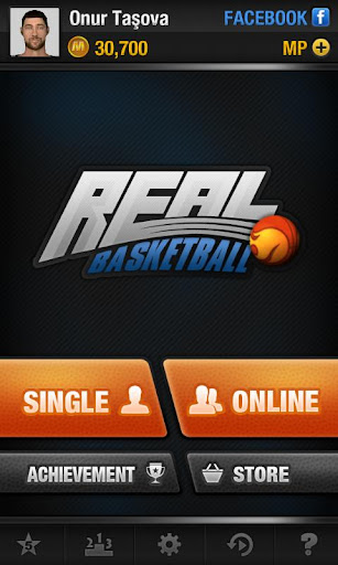 Real Basketball screenshot 1