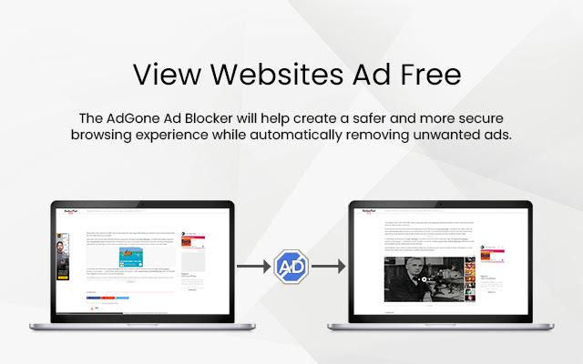 Ad Gone Ad Blocker