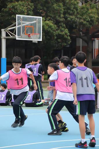 202104-109學年度第2學期8年級班際盃籃球賽