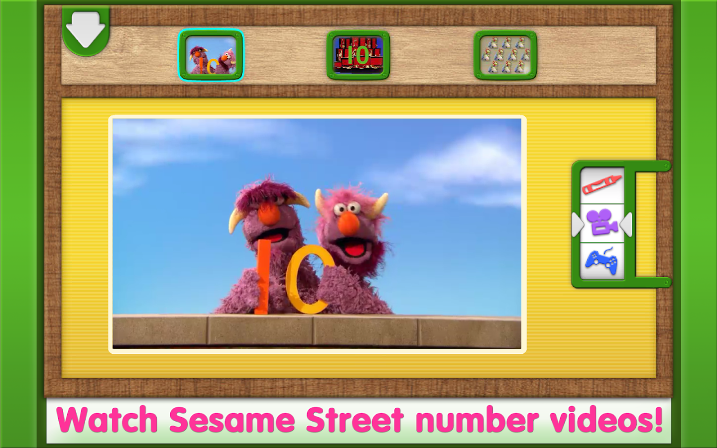Elmo Loves 123s Apl Android Di Google Play