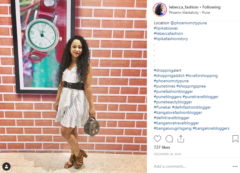 lipika-biswas-top-fashion-bloggers-in-pune_image