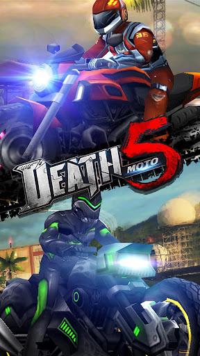 Death Moto 5 1.0.7 Screenshots 4