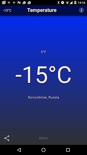 Temperature Free 1.4.3 screenshots 3