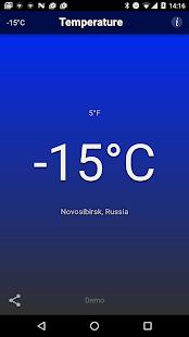 Temperature Free Screenshot 3