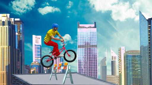 BMX Bike Stunt 2019 : Tricky Bicycle parkour Game 1.0.7 Mod screenshots 1