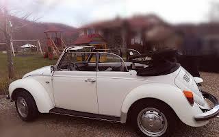 Volkswagen Maggiolone Rent Toscana