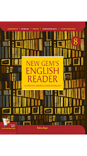 New Gem's English Reader 8- screenshot thumbnail