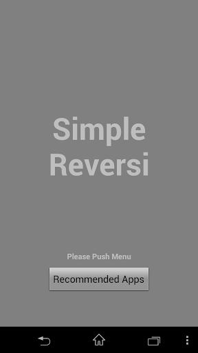 Simple Reversi 1.6.0 Windows u7528 1