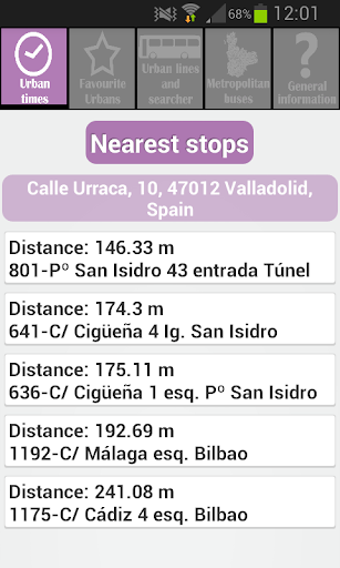 Bus Pucela ud83dude8d Valladolid Bus 12.0.0 screenshots 7
