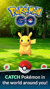 Pokemon GO Apk 0.177.0 [Full Version] Download 1