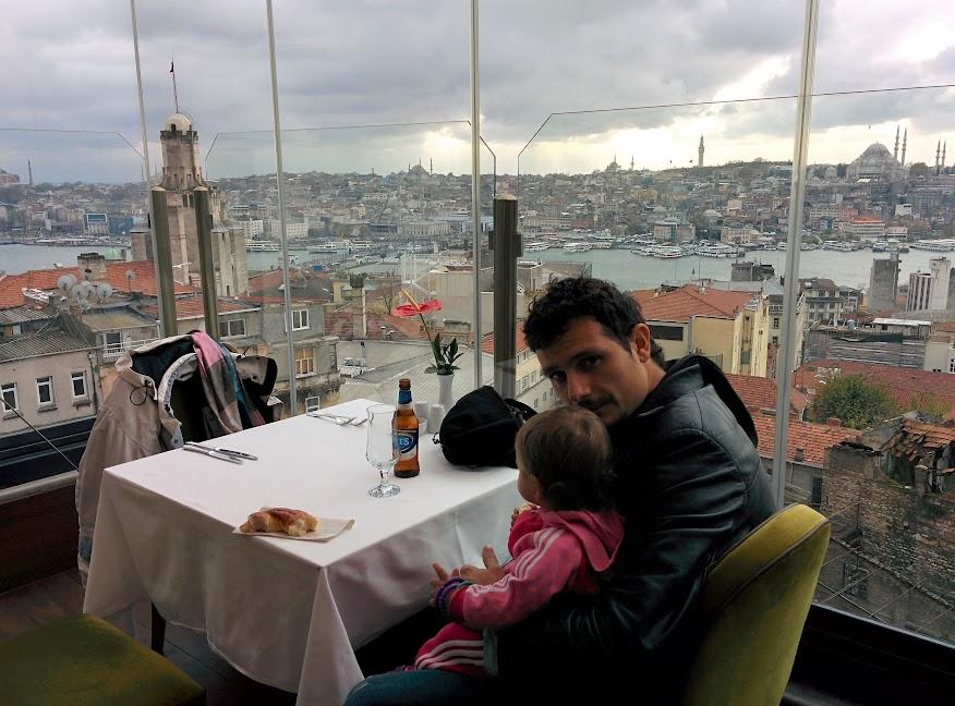 Qué ver en Estambul. Vistas de Estambul