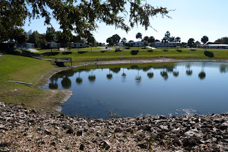 Photo: Pond At Silver Lake Recreation Center - Site of TV FW Fishing Club Fish Fry 11/12/2011