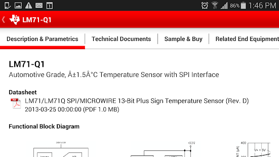 Texas Instruments - screenshot thumbnail