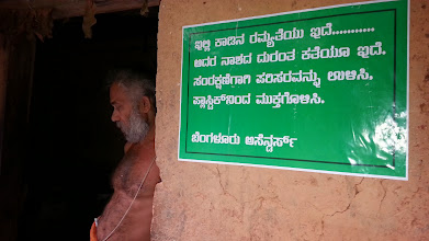 Photo: Bhattru & Our message to trekkers