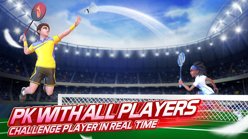 Badminton Blitz - 3D Multiplayer Sports Game apkdebit screenshots 16
