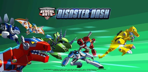 Transformers Rescue Bots: Disaster Dash APK