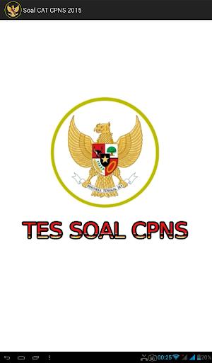 Soal CAT CPNS 2015