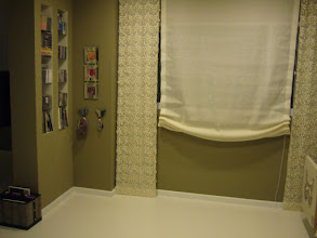 Photo: Master Bedroom - Curtain Design at Foyer Area
