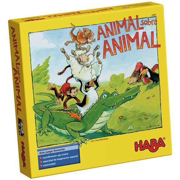 HABA® 003409 Animal sobre Animal