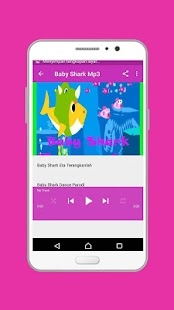 Lagu Baby Shark Terpopuler - náhled