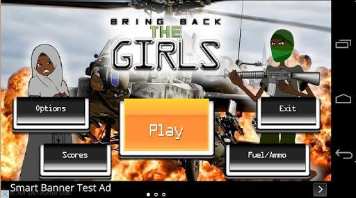 Bring Back the Girls