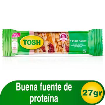 GRANOLA TOSH FRUTOS DEL