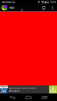 Color Flashlight - screenshot