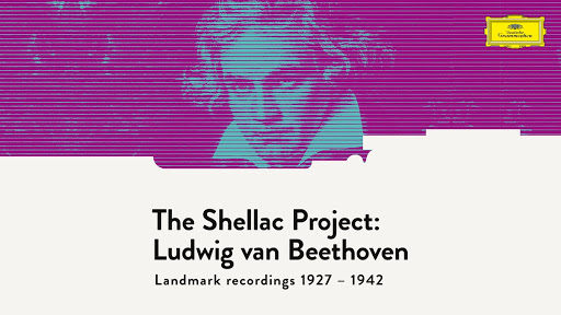 The Shellac Project Beethoven Exhibition Cover