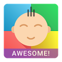 Baby Manager Awesome - Breastfeeding Tracker icon
