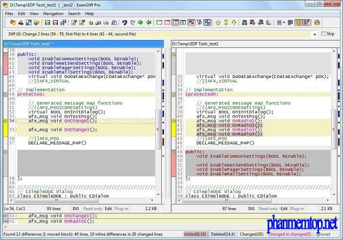 ExamDiff Pro Free Download