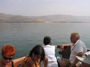 Photo: Lac de Tibériade