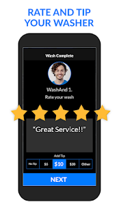 MobileWash - The Ultimate On-Demand Car Wash App- screenshot thumbnail