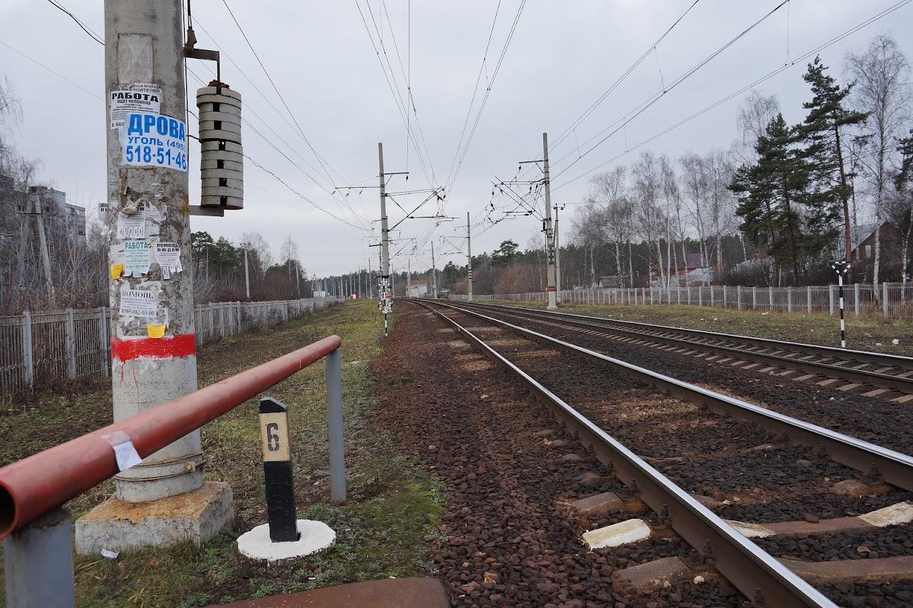 Станция Купавна