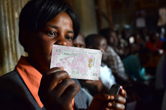 Photo: Bangla-Pesa being viewed in Nairobi