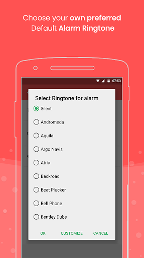 Full Battery Charge Alarm and Theft Security Alert 2.7 screenshots 6