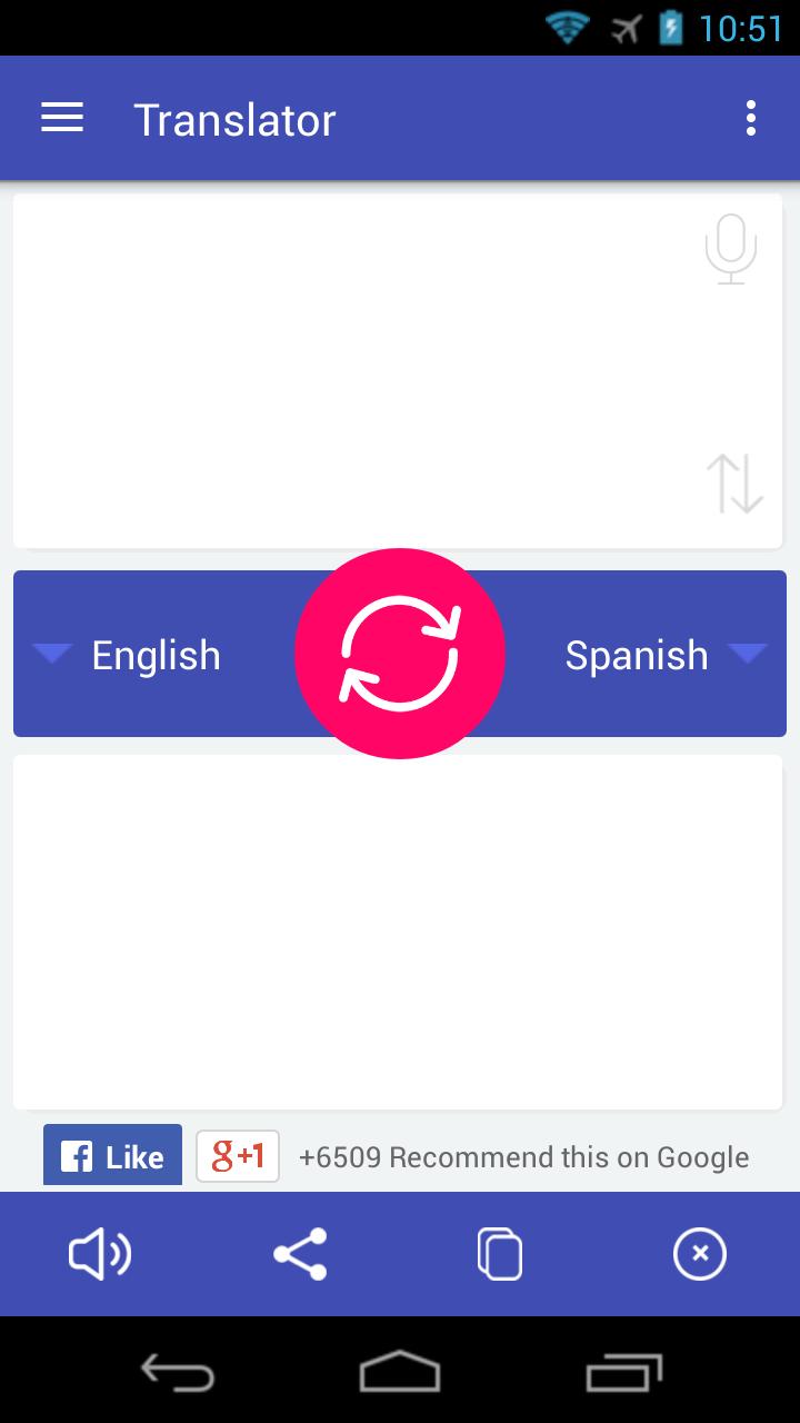 Translate Screenshot 0
