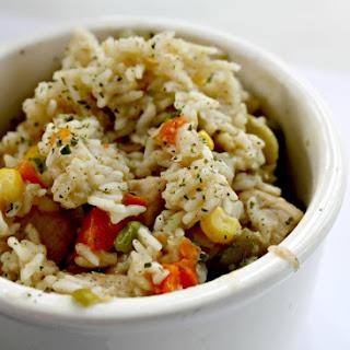 Crock Pot Rice Casserole Recipes.