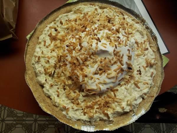 Tropical Madness Pie Recipe