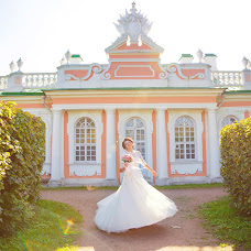 Wedding photographer Anastasiya Novikova (Aurelia). Photo of 29.01.2015