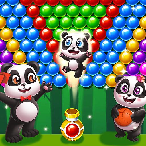 熊猫泡泡猎手