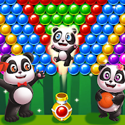 Panda Bubbles Hunter