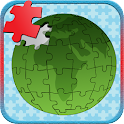 Puzzles for adults for free icon