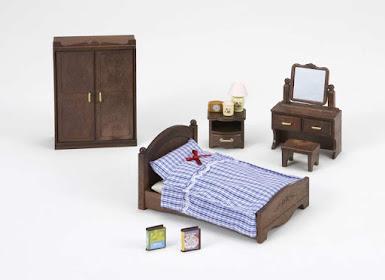 Contenido Real de Sylvanian Families Set Dormitorio Principal