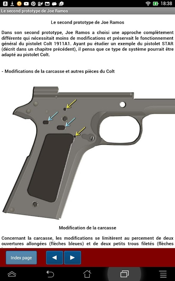 Conversion full-auto Browning- screenshot